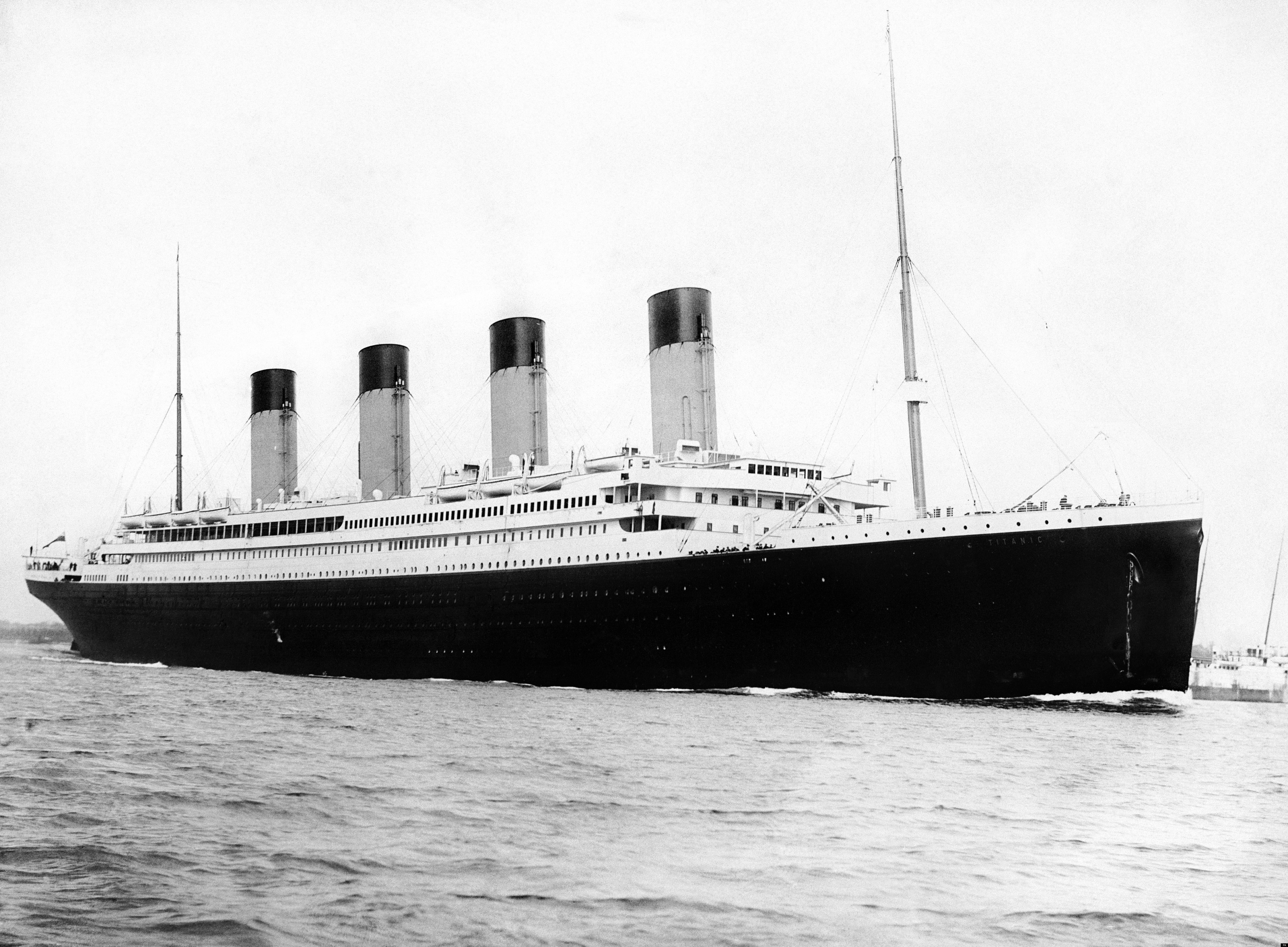 """Версия: Пожар в склад с въглища довел до края на """"Титаник"""""""