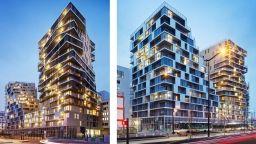 Вижтезашеметяващите нови жилища на Бордо