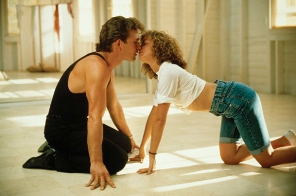 """Патрик и Дженифър Грей в """"Мръсни танци"""""""