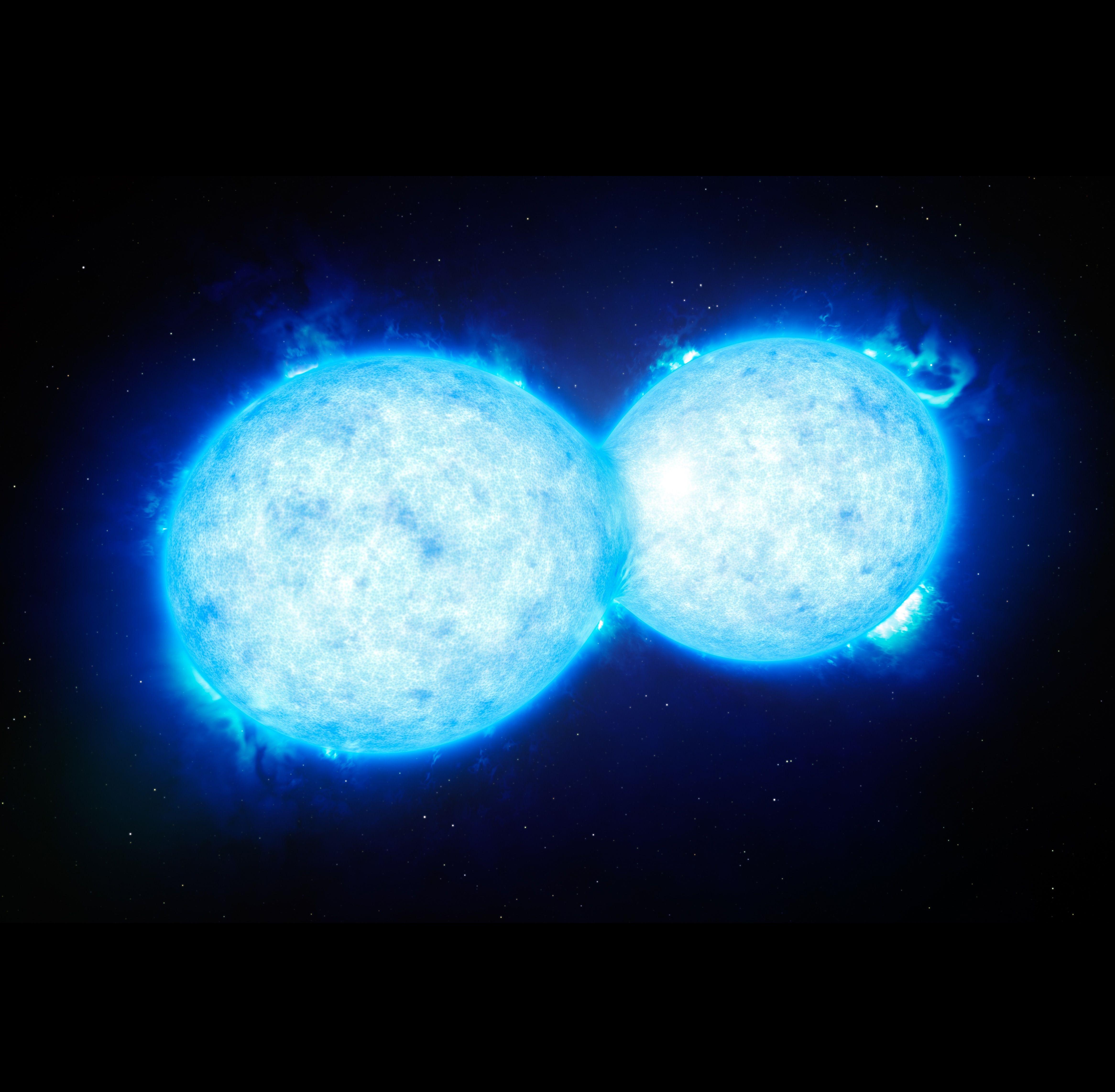 Две звезди ще бъдат видими през деня след 6 г.