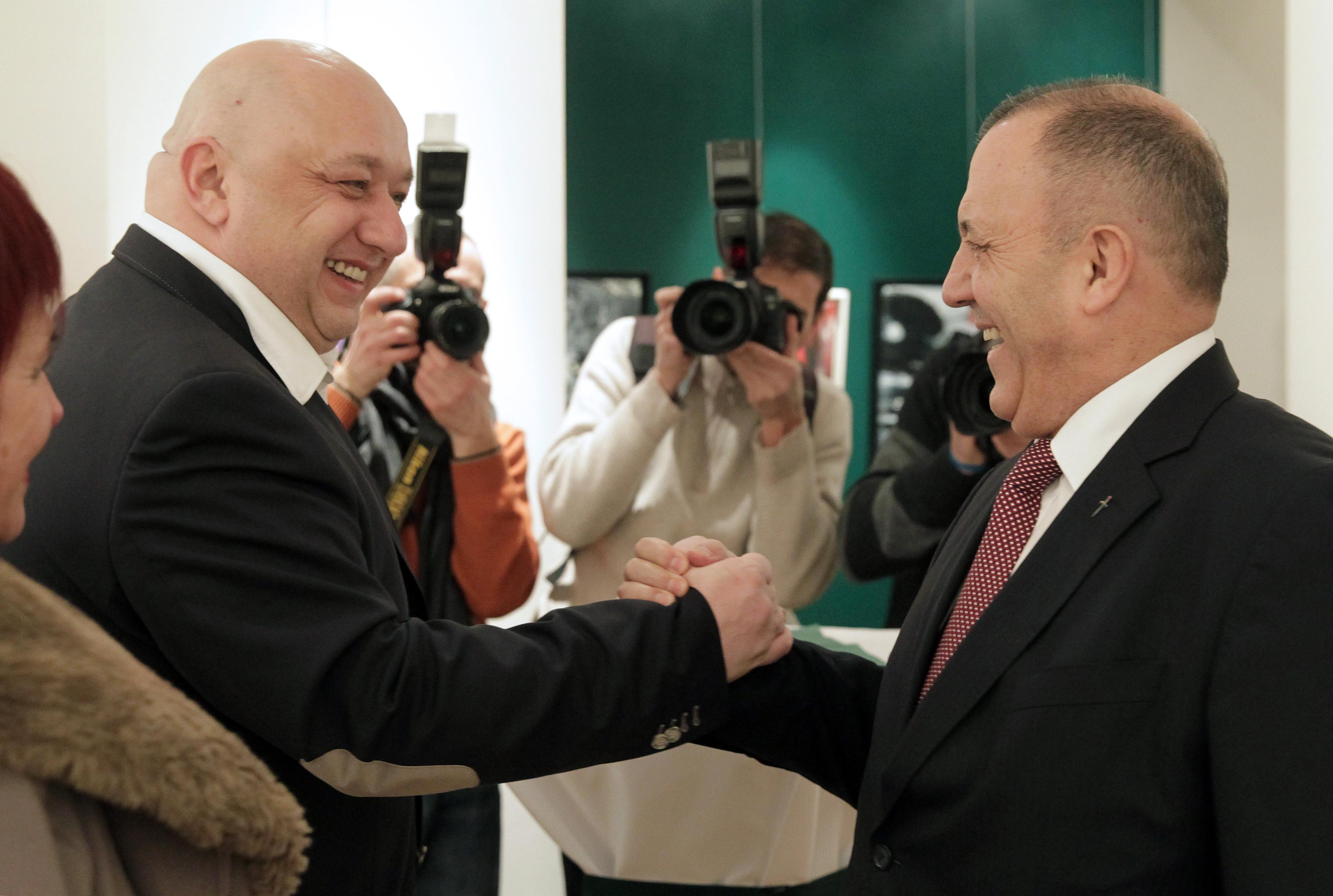С Красен Кралев  (Снимка: БТА)