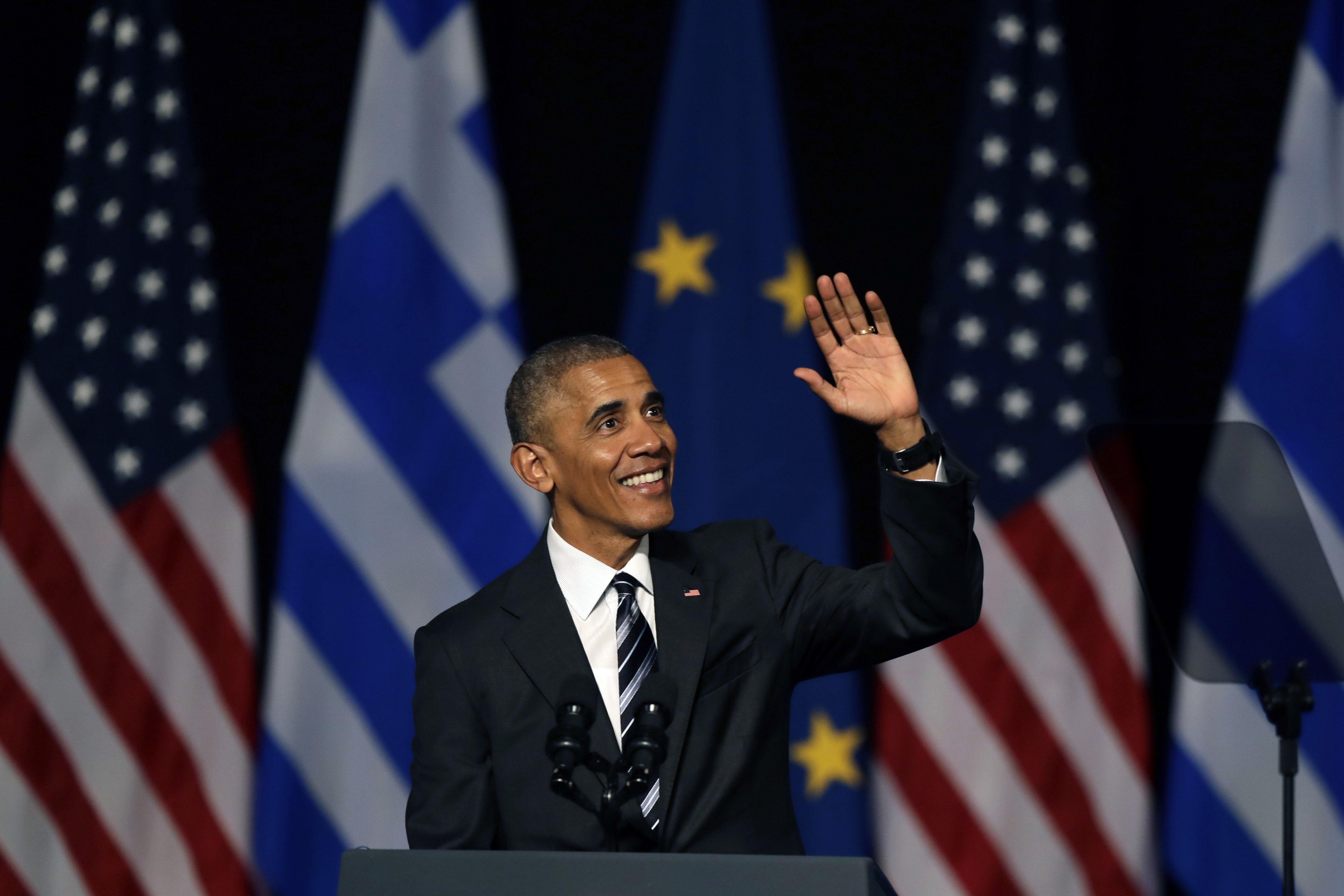 Spotify предложи работа на Барак Обама