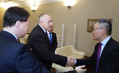 "Бойко Борисов договаря с ""Alibaba"" инвестиции"