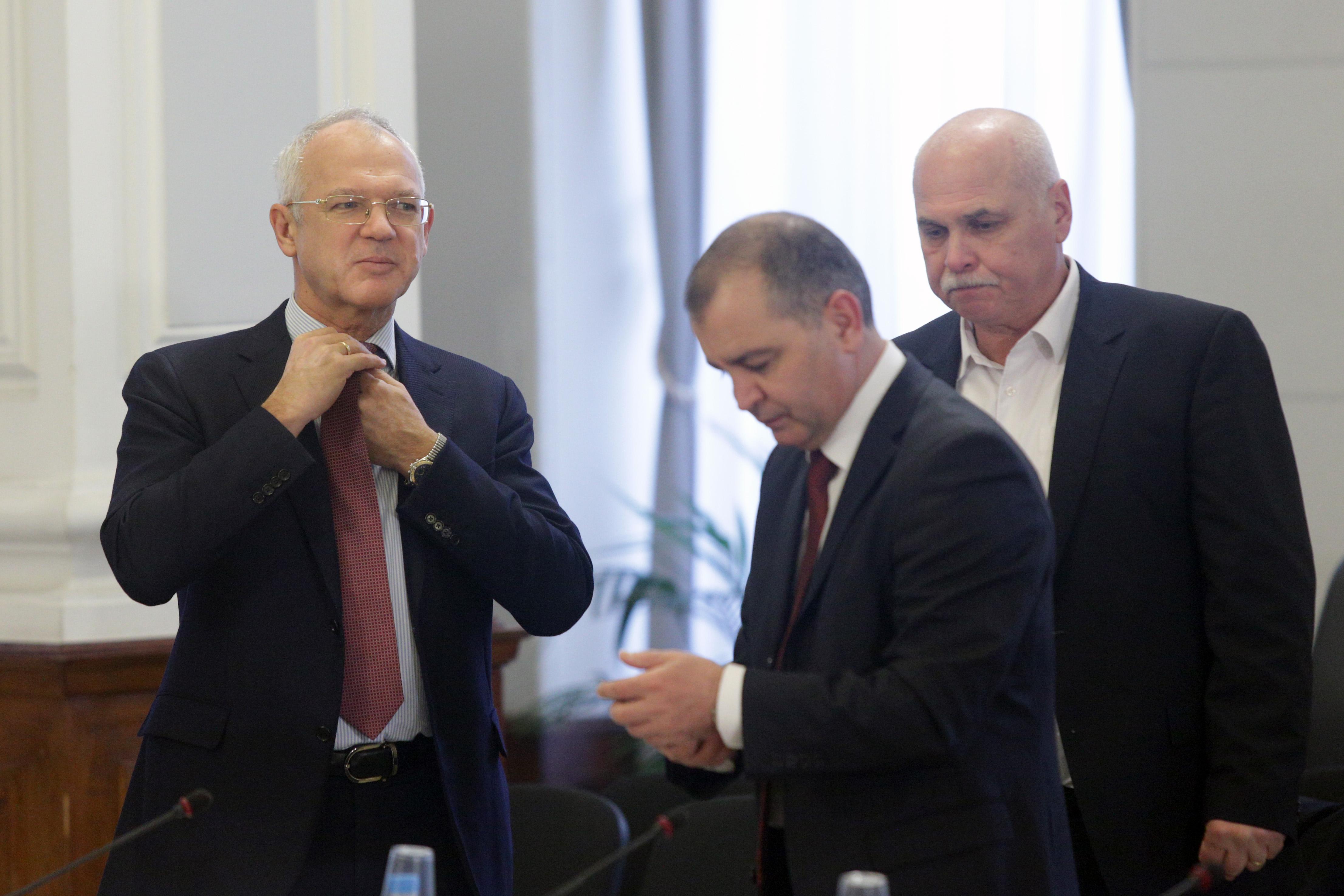 Бизнесът обвини Борисов за сепаратистки срещи със синдикатите
