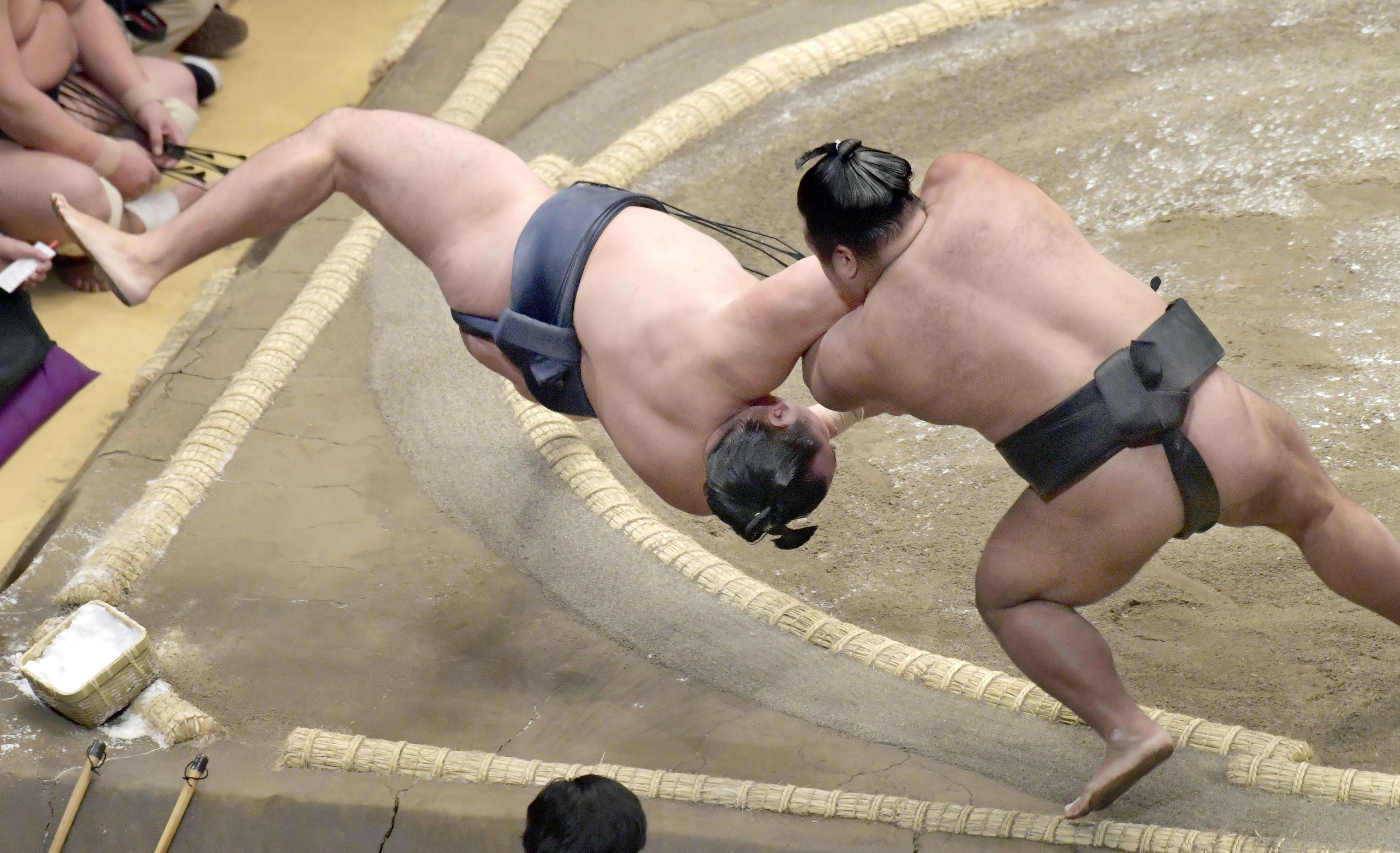 Европейско първенство по сумо в Пловдив