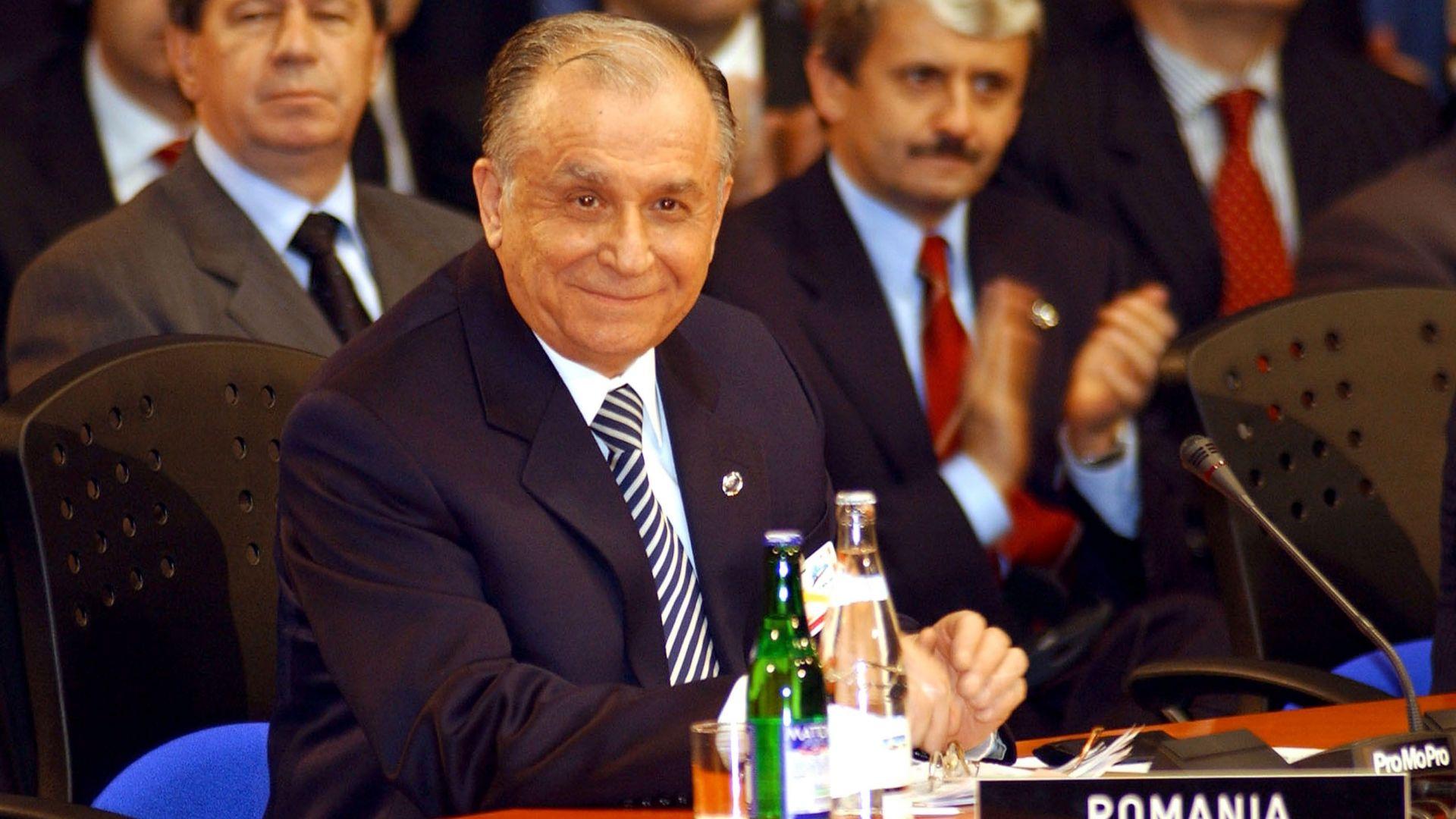 Бивши политически лидери на съд за революцията в Румъния