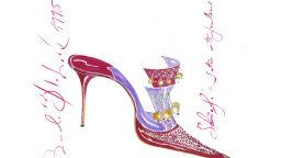Ермитажът с ретроспектива: Маноло Бланик. Обувката като изкуство
