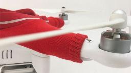 А вашият дрон има ли си пуловер?