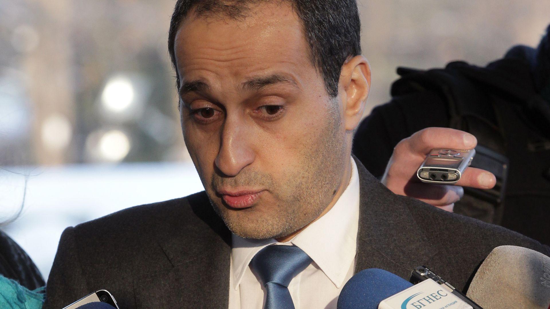 Съдът отмени ефективната присъда на бившия зам.-министър Христо Ангеличин и го оправда
