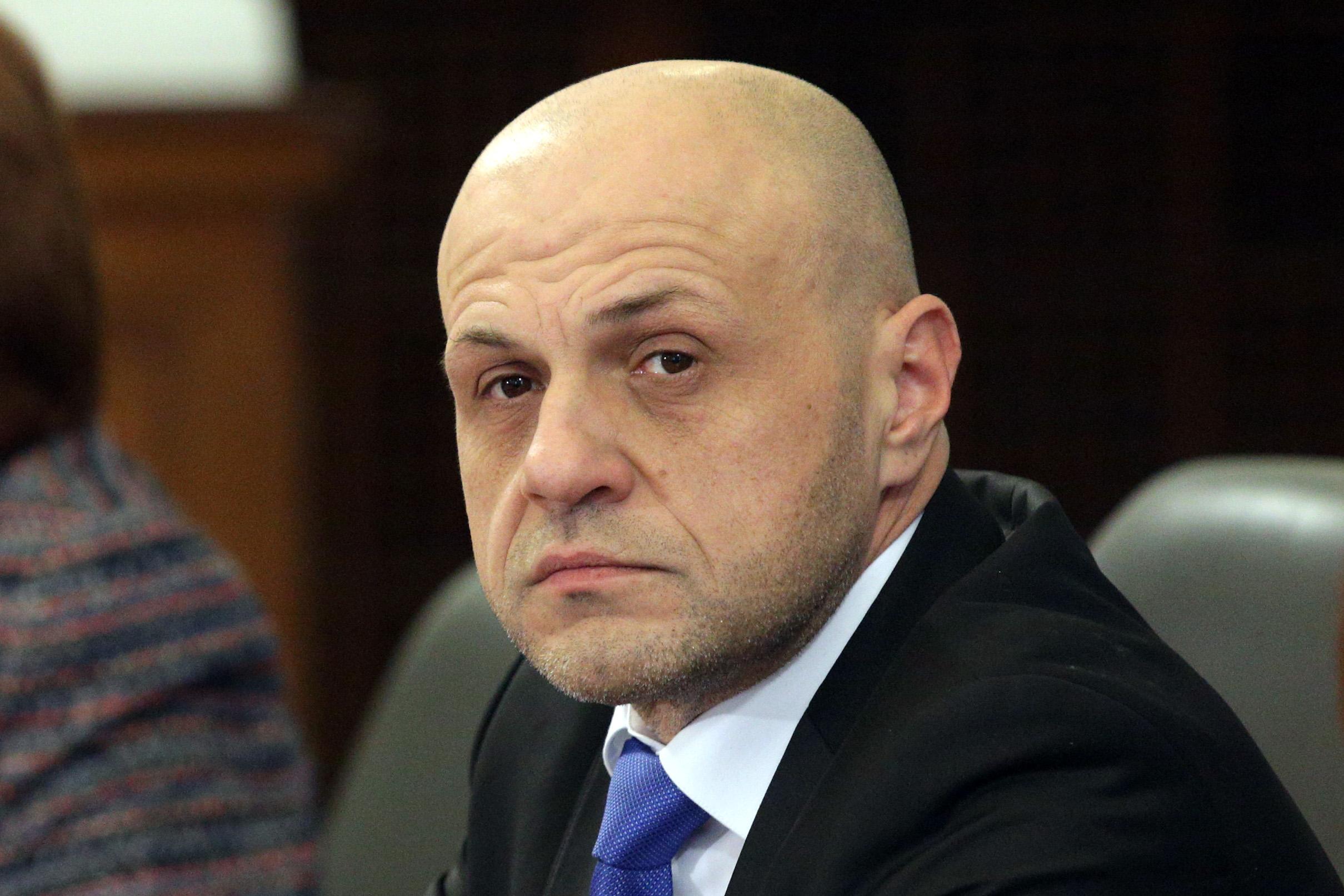 Вицепремиерът Томислав Дончев е разпитан за НДК