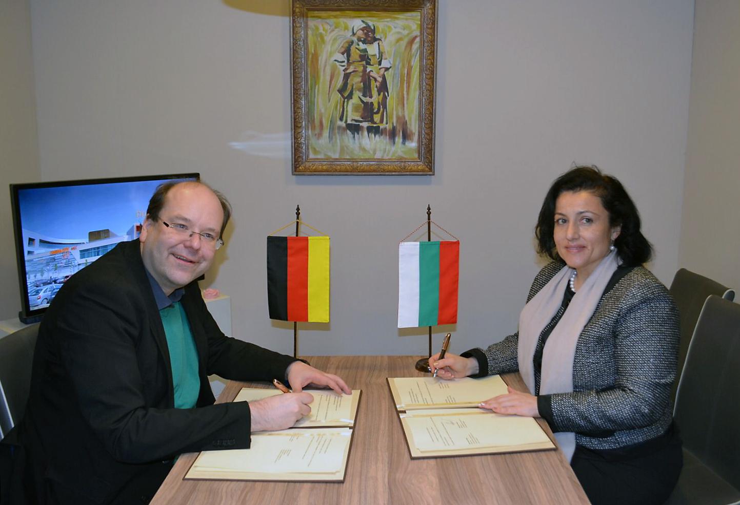 Подписахме с Долна Саксония за сътрудничество в земеделието