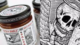 Прекрасните продуктови етикети на Мокси Созо