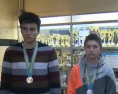 Ученици от СМГ се прибраха с пет медала от олимпиада