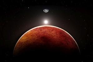 Създаването на бази на Марс още е в далечно бъдеще