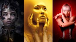 Дигиталните картини на Майкъл Осуълд