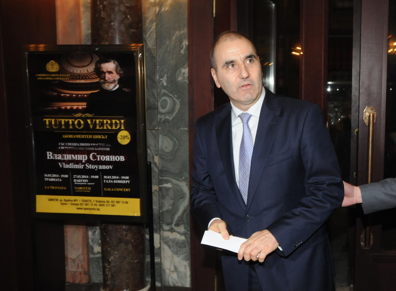 Цветанов: Добре сме с Патриотите, не искат власт като РБ