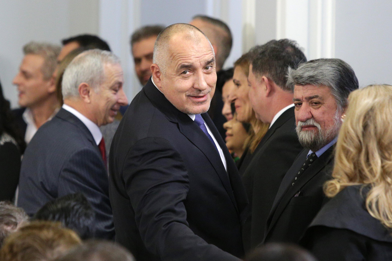 Борисов: Шансът за дебат е провален, графикът ми е пълен