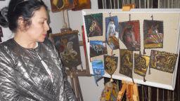 Диригентът Даниела Войнова:  Издържам семейството си като художник