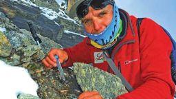 """Алпинистът  Боян Петров представя книгата си  """"Първите седем"""""""