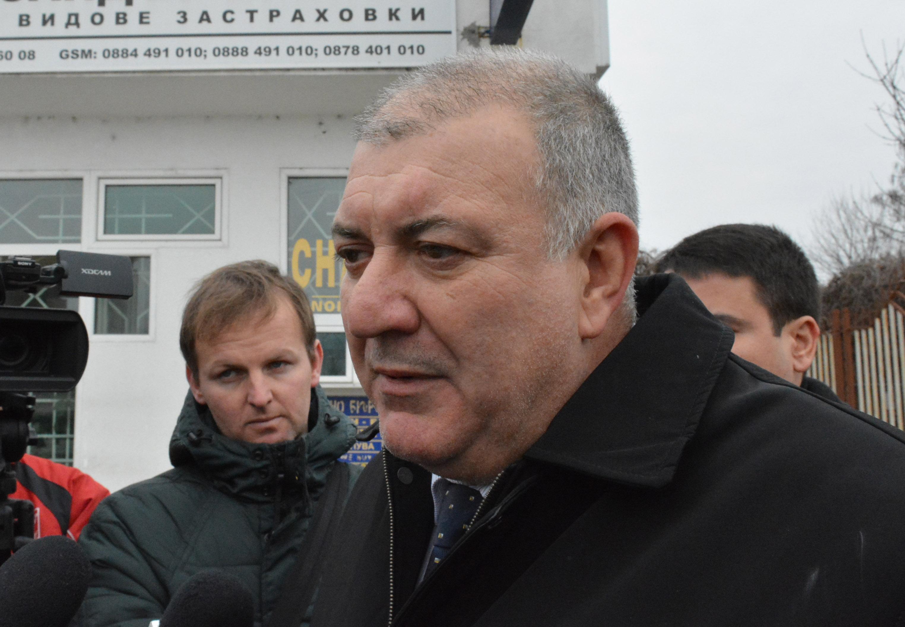 Георги Костов: Борим контрабандата все по-успешно