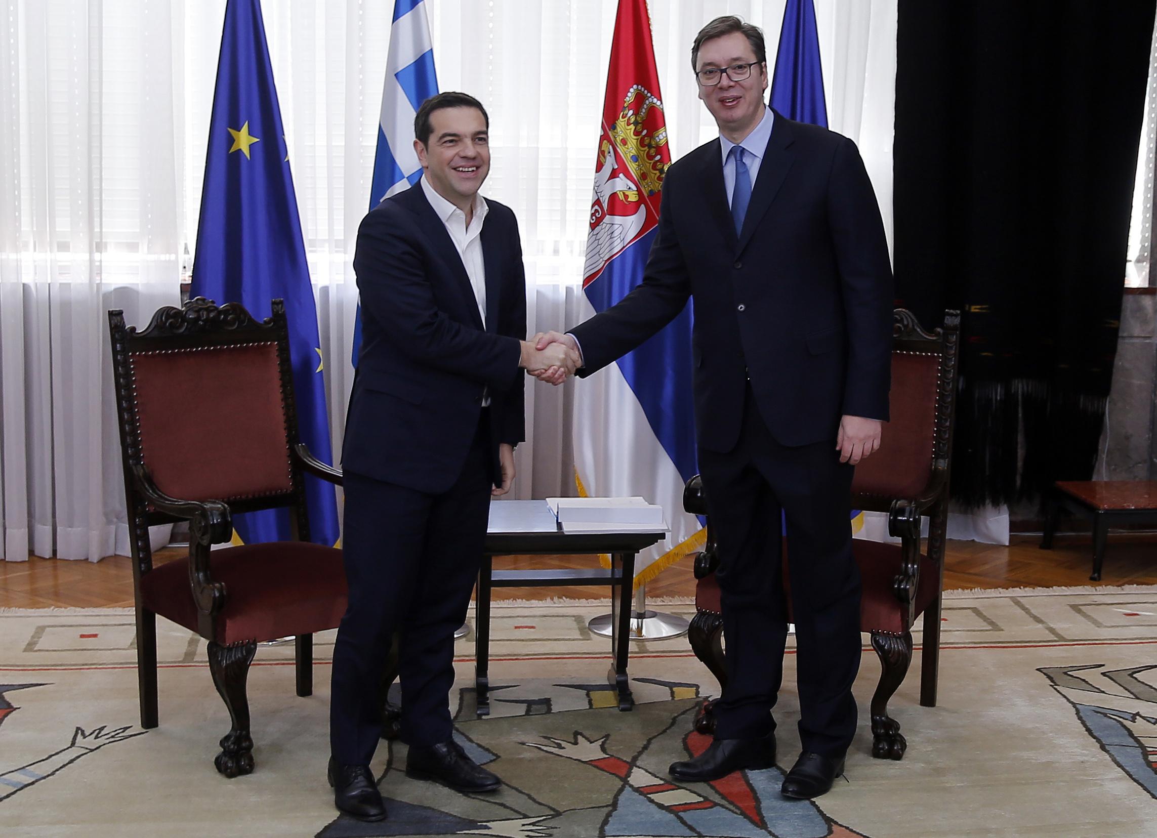 """Гърция и Сърбия в нов балкански съюз. Създават """"висш съвет"""""""