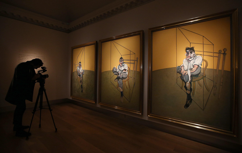 Трима задържани за кражба на картини на Бейкън за €25 млн.