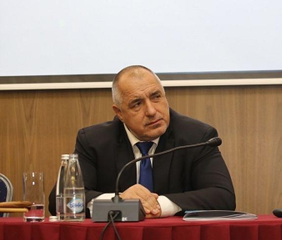 България след шест години Борисов