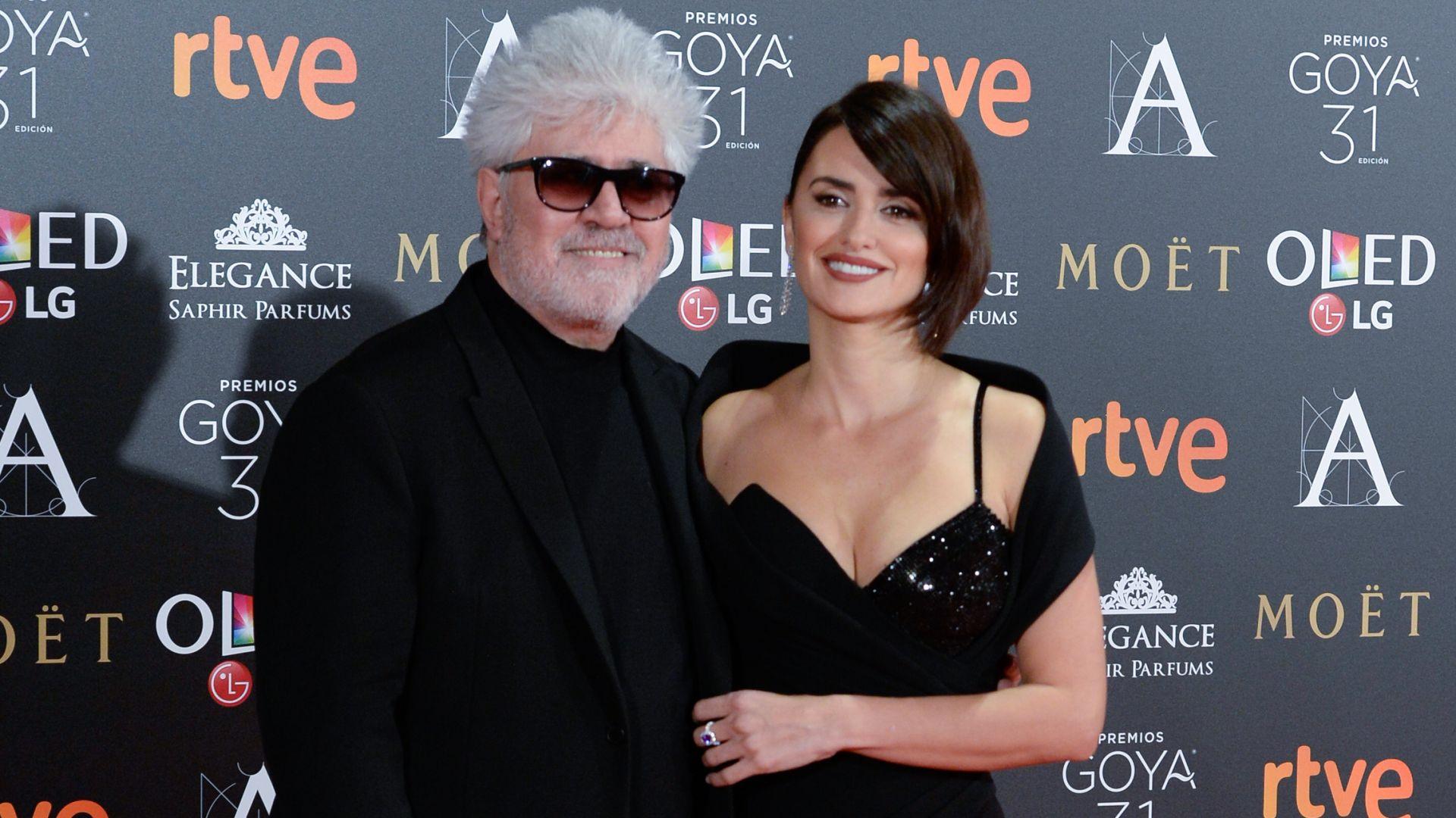 Педро Алмодовар ще снима нов филм с Пенелопе Крус