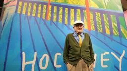 Ретроспектива на Дейвид Хокни представя 60-годишното му творчество