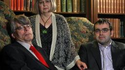 Стивън Кинг написа роман заедно с малкия си син