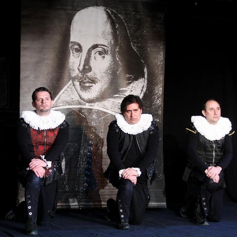 Уилям Шекспир - пълни съчинения