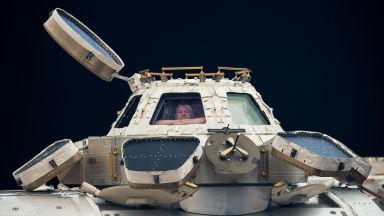 Един ден от живота на космонавтите в орбита