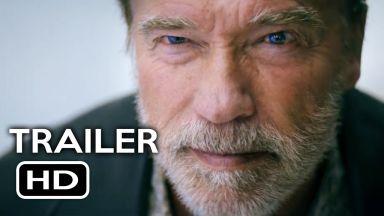 """Шварценегер пусна трейлъра на новия си филм """"Последствие"""""""