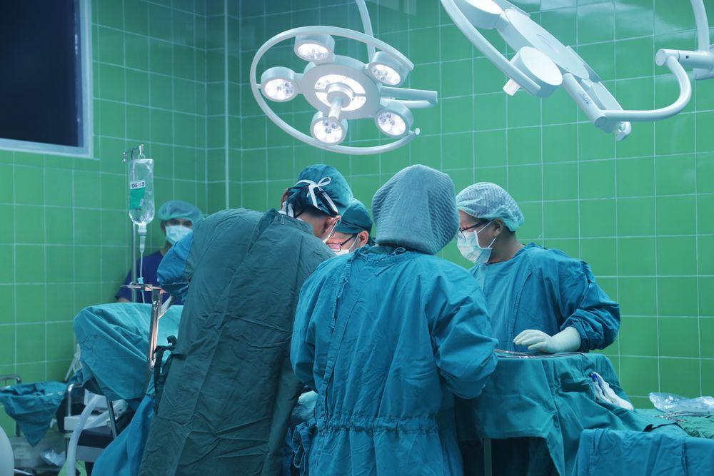 Хирурзи спасиха бебе с огромен тумор на лицето
