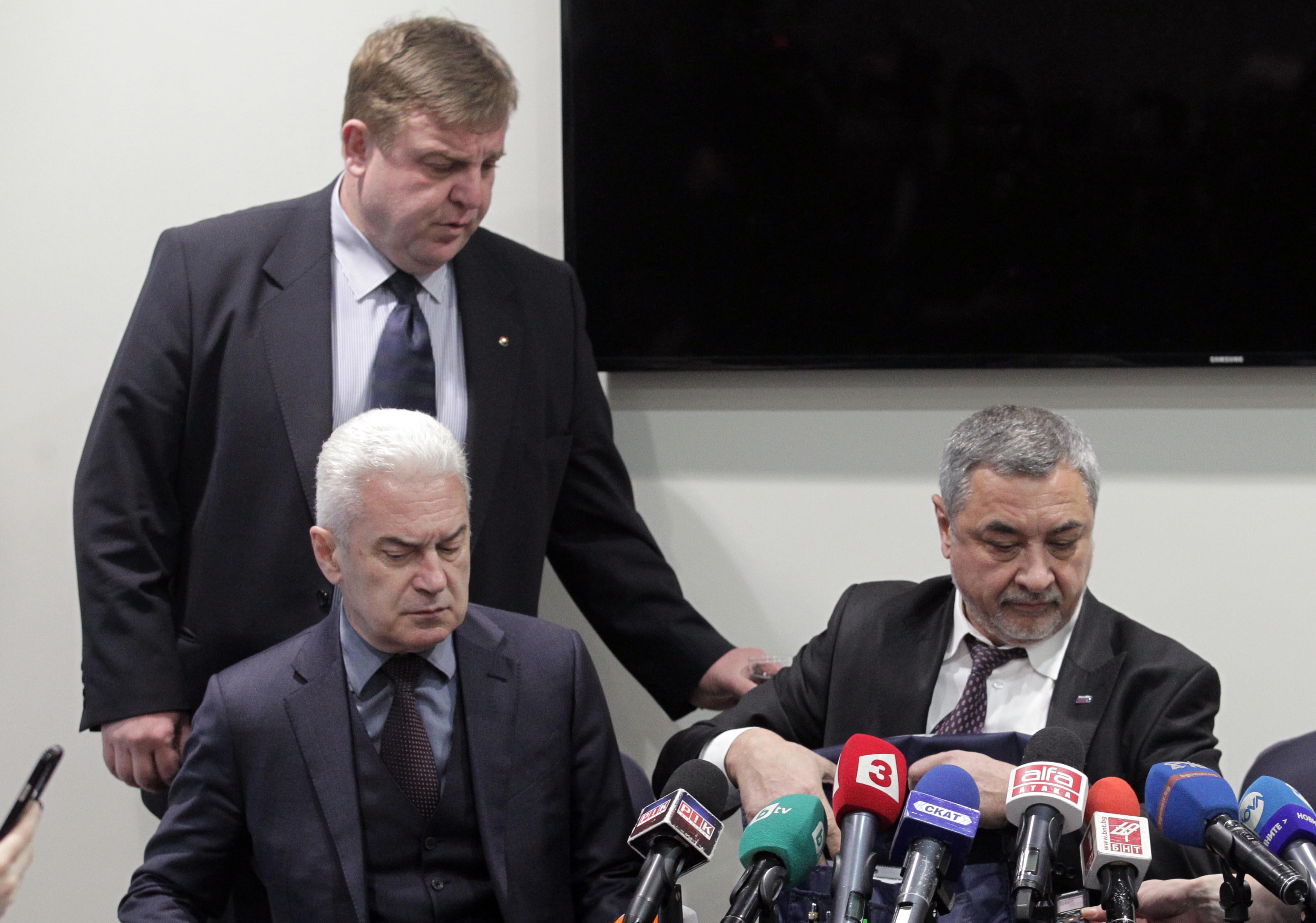 Борис Попиванов: ГЕРБ и Патриотите нямат дълбоки разногласия