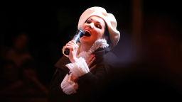 """Оперната прима Анна Нетребко стана """"камерзенгерин"""" на Виенската опера"""