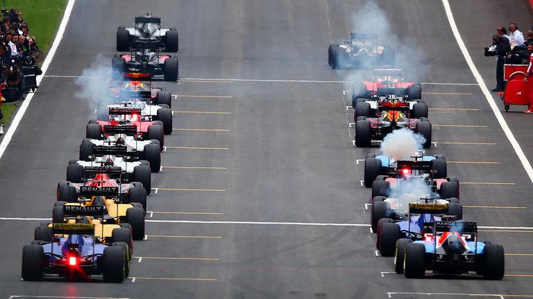 """""""Формула 1"""" - пълен календар за сезон 2018 г."""