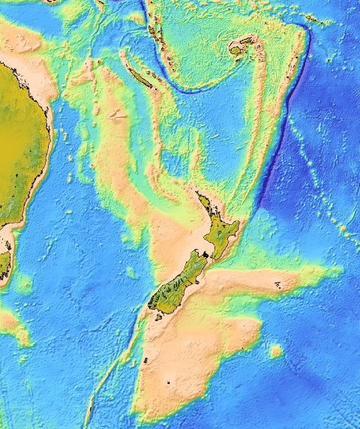 Идентифицираха нов континент на Земята