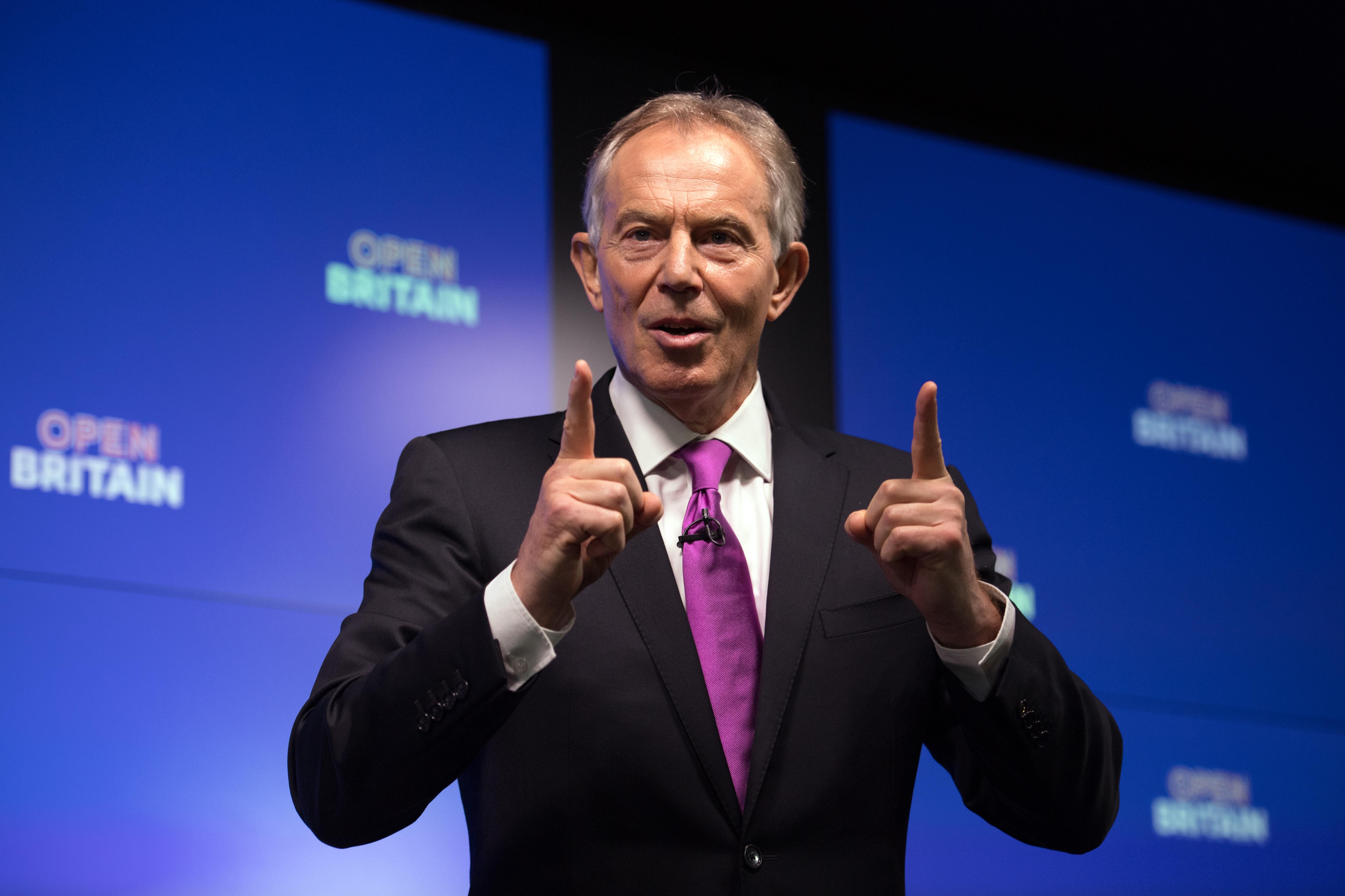 """Тони Блеър тръгва на """"мисия"""" срещу Брекзита"""