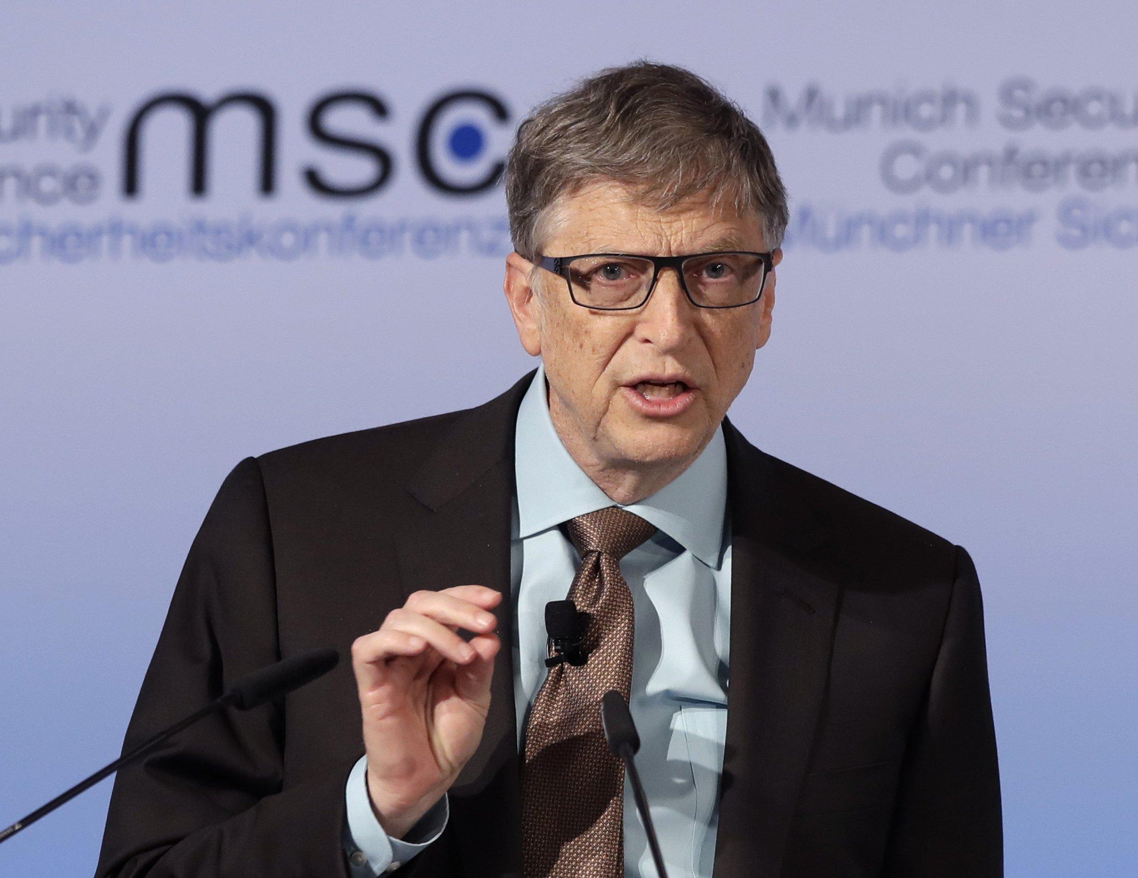 Бил Гейтс предупреди за глобална пандемия