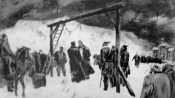 Не полумъртъв, а бодър е отведен Васил Левски до бесилката