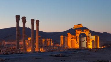 Последният филмов оператор, заснел великолепието на сирийската перла Палмира