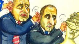 """""""Невъзпитаните""""  карикатуристи представят втората си изложба  """"Дело 113"""""""
