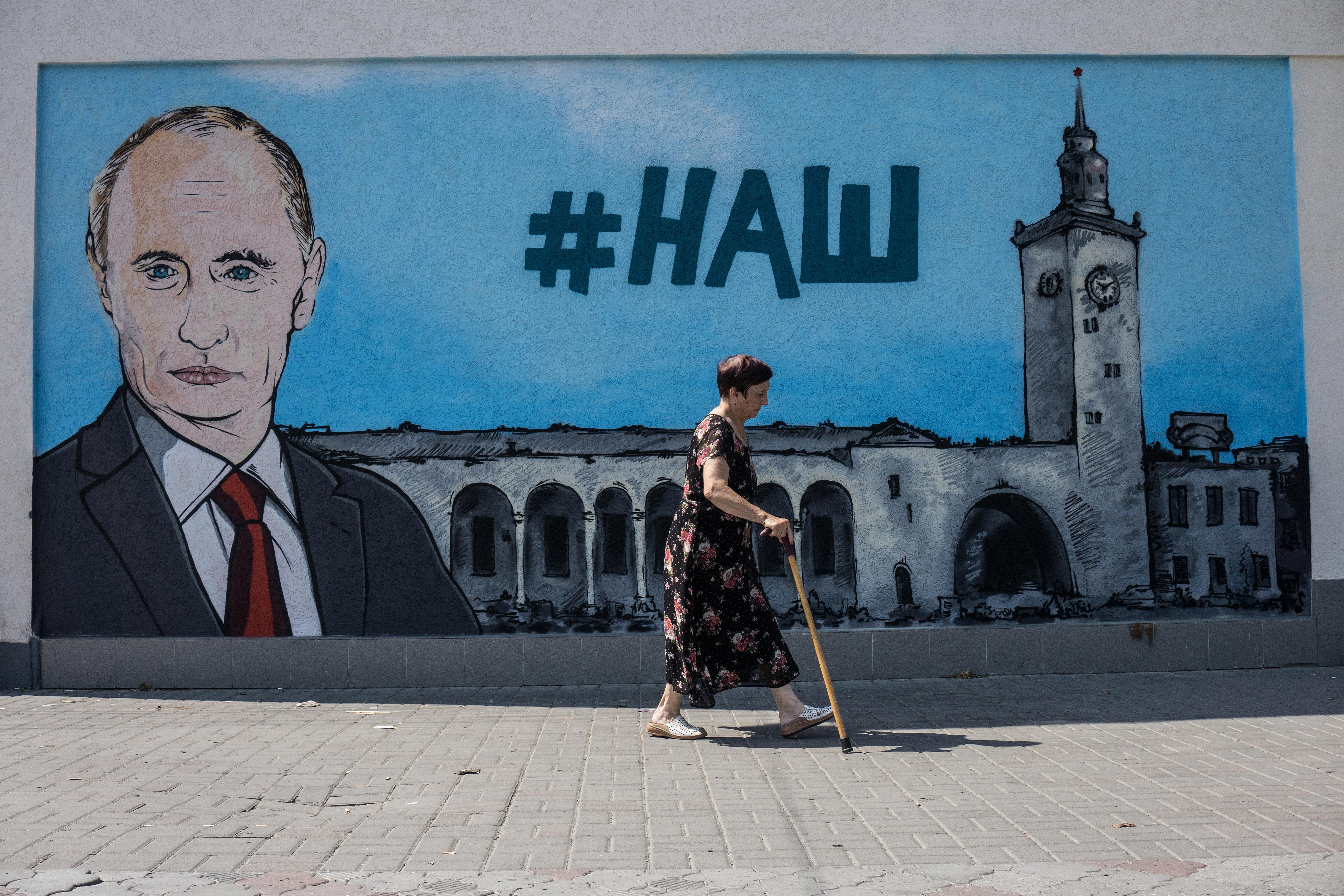 Говорител на Путин: Президентът лично взе решенията за Крим