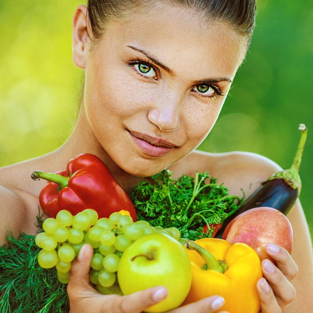 Колко плодове и зеленчуци трябва да ядем на ден