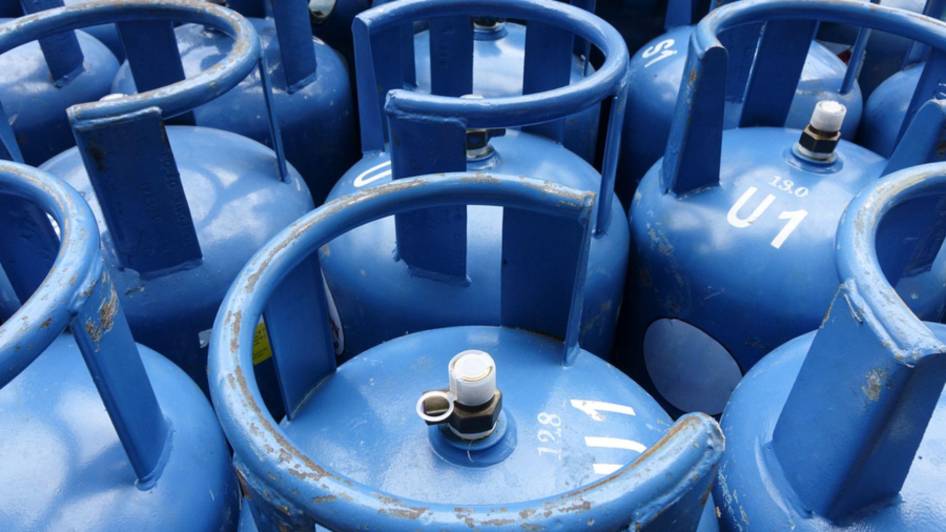 Масови проверки на газовите бутилки