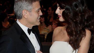 Тоалетите, които превърнаха Джордж и Амал Клуни в една от най-добре облечените двойки