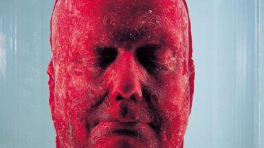 Марк Куин - скулпторът, който вае със замразената си кръв
