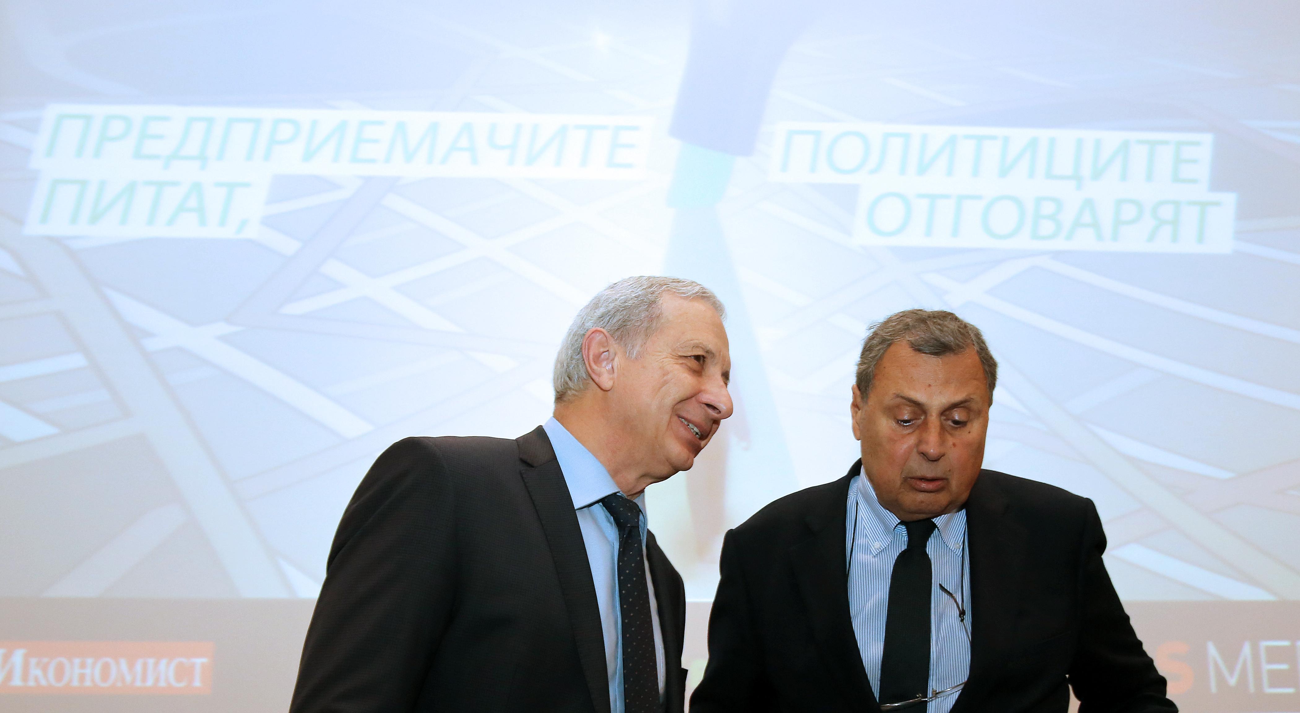 Герджиков обеща по-ниски тежести за бизнеса