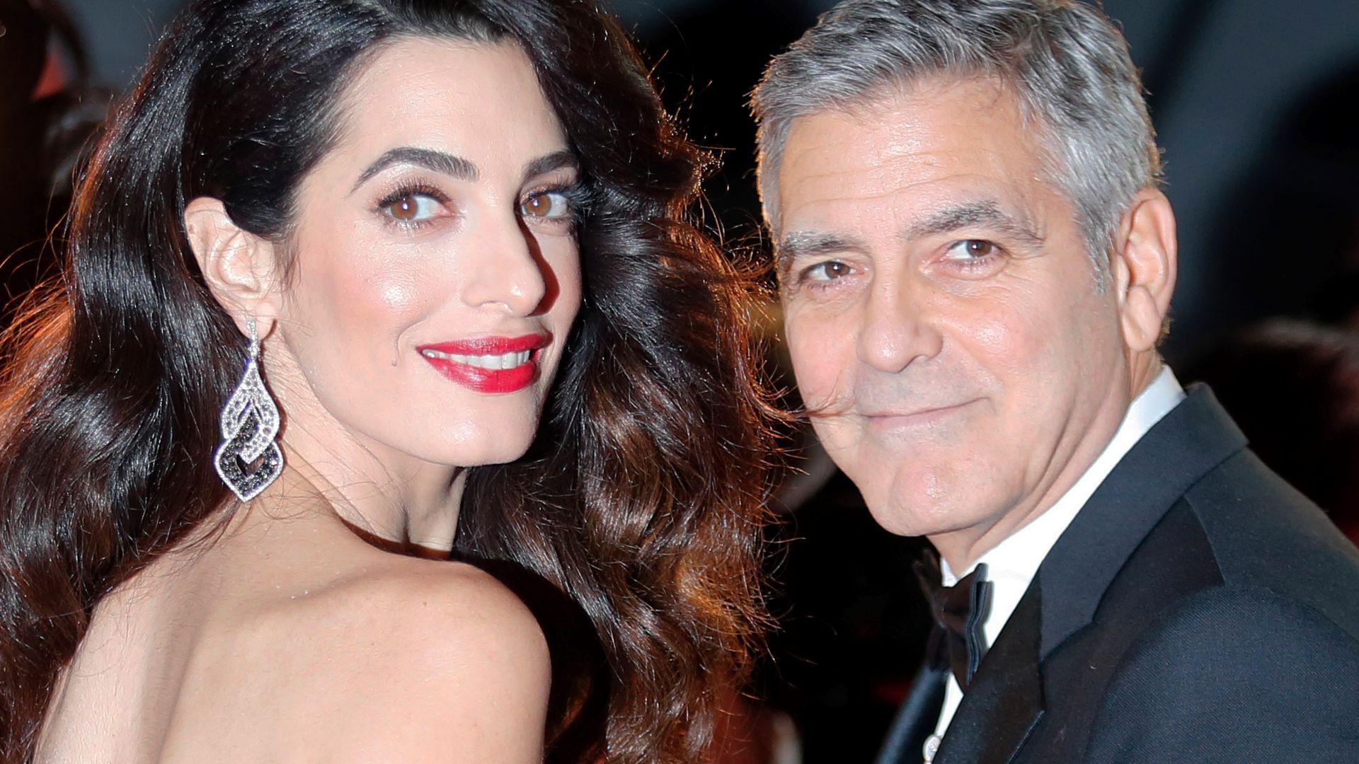 Големите любовни истории: Джордж и Амал Клуни